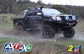 Toyota 3L Hilux TURBO KIT - AXT Turbo