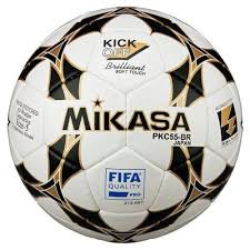 <b>Мяч футбольный Mikasa</b> FIFA Quality Pro <b>PKC55BR1</b> — купить в ...