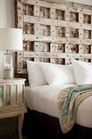 old doors made into headboards for king bed 16 old doors used as dramatic headboard interior decorating home