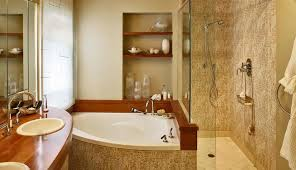 bathtub design shower combination corner doors insert combo bath faucets awesome dimensions ideas rod kits baths