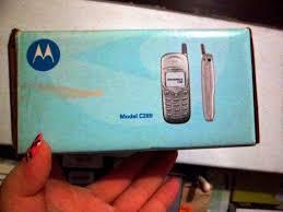 Phone - Motorola Model C289