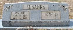 Iva Dora Reid Eubanks (1918-1970) - Find A Grave Memorial