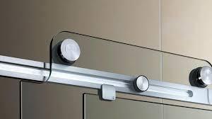 swingeing sliding shower door towel bar sliding shower door hardware kit sliding frameless shower door single
