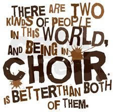 Also known as choral directors, choir directors lead and direct choirs during musical performances. Funny Quotes About The Choir Quotesgram