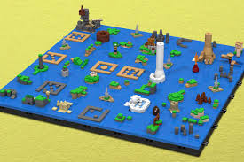 lego wind waker map will have you busy through new year's  polygon