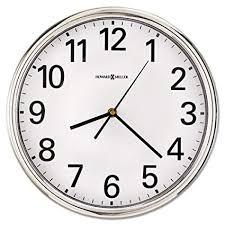 Hamilton wall clock Chronograph Image Unavailable Amazoncom Amazoncom Howard Miller 625561 Hamilton Wall Clock 12
