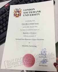 lsbu fake degree buy a london south bank university diploma in uk fake lsbu diploma