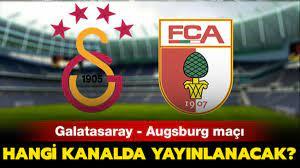 Galatasaray Augsburg maçını kim kazandı? Galatasaray Augsburg maç sonucu