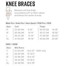 Axis Pro Knee Brace Pair