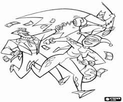 Disegni Di Batman Da Colorare E Stampare 2