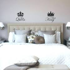 king and queen wall decor crown of hearts