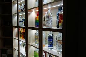 ikea billy lighting. ps below my display cabinet ikea billy lighting