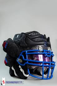 ea sports x freehand profit football helmet made from nike