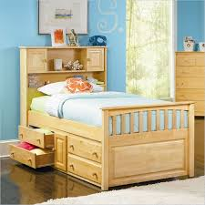 twin headboards wooden