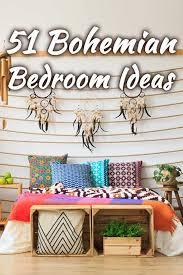 51 bohemian bedroom ideas picture list