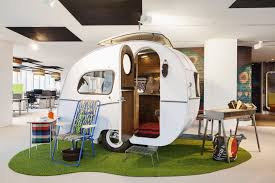 google amsterdam office. Google\u0027s Amsterdam Office Has Waffles, Bikes And A Caravan Google O