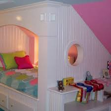 childrens fitted bedroom furniture. CF20: Built-in Princess Bed With Storage Childrens Fitted Bedroom Furniture