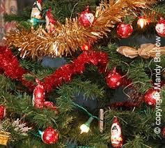 image: tree decorations