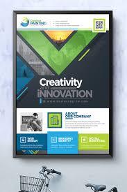 How To Make A Digital Flyer Creative Business Flyer Design Psd Template