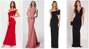 Black Tie Theme The Black Tie Dress Code For Women The Trend Spotter