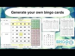 buzzword bingo generator how to make bingo cards in excel knighthacks club