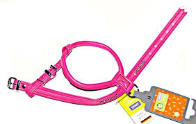 <b>Hunter шлейка</b> для собак Modern Art R&S Luxus, кожзам, розоваяй