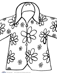 Small Picture Printable Luau Coloring Page 3 Coolest Free Printables