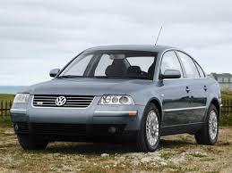 2003 Volkswagen Passat Sedan 4D GL Turbo Specs and Performance ...