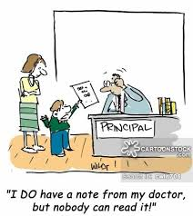 How To Get A Doctors Note For Work Without Insurance Doctors Note Cartoons And Comics Funny Pictures From Cartoonstock