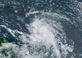 Hurricane Elsa, 1st of season, could ...