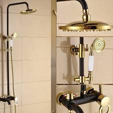 bathtub faucet shower