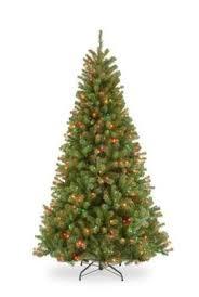 national tree 7 12 north valley spruce tree hinged 550 multi amazoncom gki bethlehem lighting pre lit