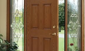 heritage fiberglass front doors
