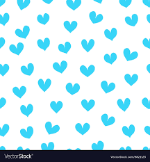 blue heart background. Brilliant Blue Light Blue Hearts On A White Background Vector Image Throughout Blue Heart Background