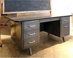 vintage metal office desk. Office Desk Vintage Metal Awesome Rivet Industrial Used Within For Sale . M