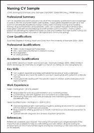 Create Curriculum Vitae Adorable Create This Registered Nurse Curriculum Vitae Template