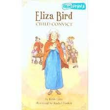 PEA-73898 - Eliza Bird: Child Convict Blue Prints Middle B [C2C4]  9780731273898   Edsco