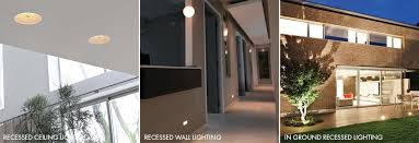 ceilings the most common use of recessed lighting and what we ll focus on here is recessed downlighting from the ceiling
