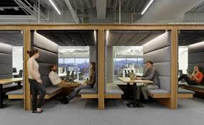 5 Ways Employees Carve Out Privacy In An Open Office