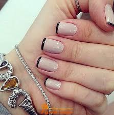 Ver más ideas sobre decoracion de uñas frances, uñas francesas, manicura. Diseno Unas Cortas Francesas Decoracion De Unas