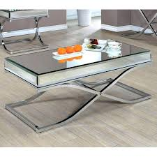 Mirrored coffee table sets Oval Modern Mirrored Coffee Table Contemporary Mirrored Coffee Table Clever And Modern Home And Office Furniture Pet Centralparcco Modern Mirrored Coffee Table Centralparcco