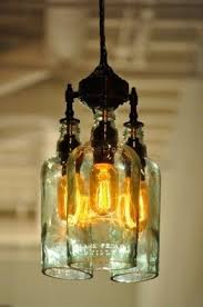 great recycled glass chandelier foter 32 south africa diy bottle sea pendant beaded