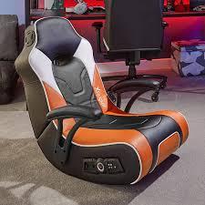 Amazon.com: X Rocker, 5130301, V Rocker SE Black Foam Floor Video Gaming  Chair for Adult, Teen, and Kid Gamers, 25.2 x 18.4 x 16.4, Black: Sports &  Outdoors
