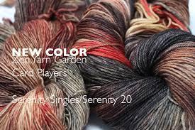 zen yarn garden serenity silk singles