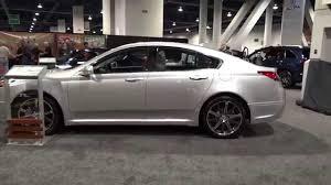 2013 Acura TL Walkaround & Specs - YouTube