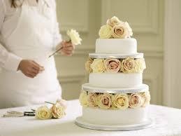 Eight Afforable Wedding Cakes From Waitrose My Wedding Scrapbook