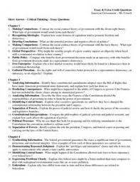 essay on critical thinking critical reading v critical thinking