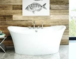 High Quality Maax Ella Sleek Amusing Bathtub With Additional Freestanding Bathtub  Freestanding Maax Ella Sleek Reviews .