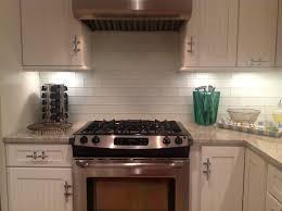 amazing chic kitchen glass subway tile backsplash best 25 glass pertaining to subway tile backsplash chic