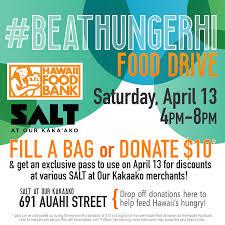 Food Drive Posters Beathungerhi Food Drive Salt